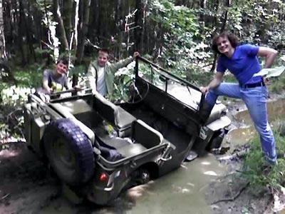 jeep ben