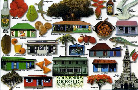 Souvenirs Créoles