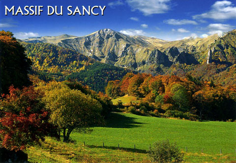 Carte de Tof en Sancy