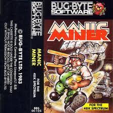 manic miner k7